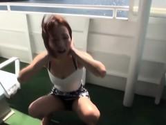 japanese-hottie-rubbing