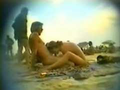 Blowjob In The Beach