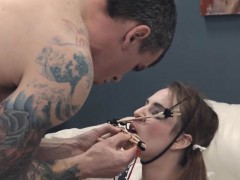fetching-bdsm-anal-action-in-gangbang
