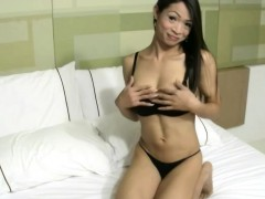 feminine-ladyboy-with-great-bigtits-sucks-big-cock-and-jerks