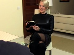 naughty-hotties.net — the old friend quickie — sperm on dress
