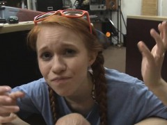 redheaded-dolly-little-smoking-pole-in-pawn-shop-office