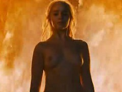 emilia-clarke-fiery-boobs