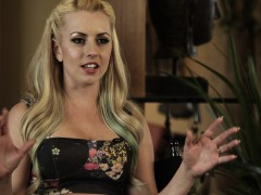 sexfactor: lexi belle. get to know the judges. reality porn sexy