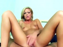 blonde whore mounts a monster big penis – سكس طيز