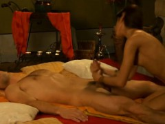 Blowjob Fantasy With Indian Milf