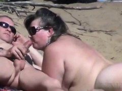 spying public blowjobs on beach