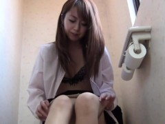 pantiehose asian peeing