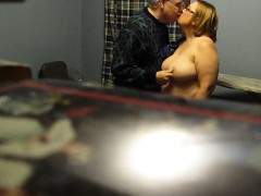 jazmine from 1fuckdatecom — fondling unaware wife