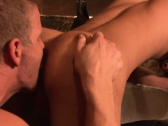 Banged Twink Jizzed Over
