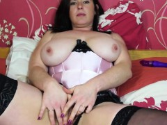 Sexy Mature Mother With Hairy Puss Billye From Onmilfcom