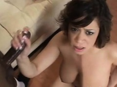 she wants a huge black cock to stroke
