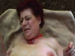 redhead-granny-fucked-hard-in-outdoor-action