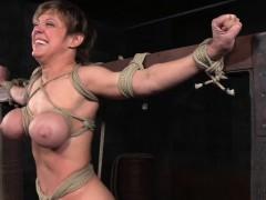 Dee Williams Bastinado Punishment In Dungeon