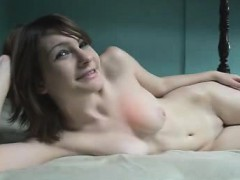 Kinky Teen Babe Lustfully Teases