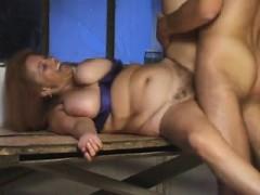 Big Tit Grandma Sammie From 1fuckdatecom