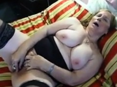masturbation-of-busty-amateur-granny-lucia