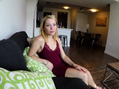 Fucking Glasses – Small Town Girl Loves Big Dick