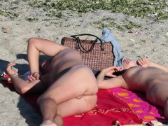 Hot Nude Amateur Beach Voyeur Close Up Pussy