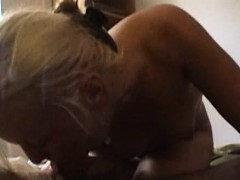 Amateur Czech Students Gets Facial