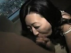 Horny Asian Chick In Nylons Gets Finger Fucked Before She S