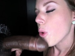 Gloryhole Amateur Blowing And Jerking Dicks