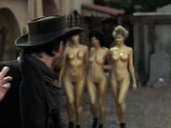 Thandie Newton And Evan Rachel Wood Hot Naked Bodies