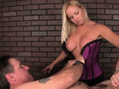 cbt-masseuse-spanking-and-flicking-subs-penis