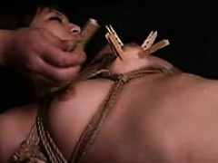 stacked oriental shemale gets her tight backdoor hole fingered