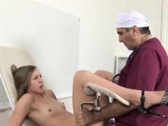 russian blonde gets a hardcore fuck