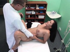 doctor with big penis fucks sexy patient