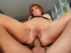 nina s hot milf being penetrated on mature milf gonzo porn site