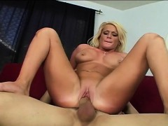 glamorous blonde with amazing huge hooters loves to ride a long stick Gadismalem.com