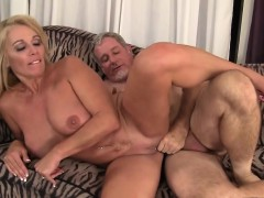sexy blond granny penetrated good