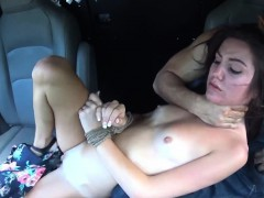 slut escort secretly renee roulette went to a party last nig