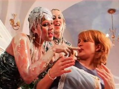 lesbian-socialites-get-wet-and-messy-with-maid