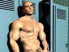 3d hunks with big cocks!