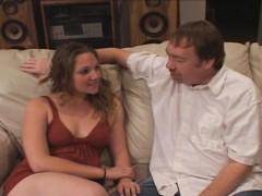 dumpy-small-tit-wife-brunette-fucks-big-cock
