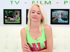 Real Teen Bound And Gagged At Casting Online
