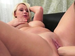 Chubby Babe Fisted By Magnificent Babe