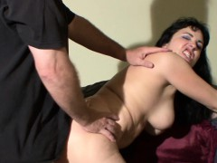 busty-milf-claudine-fucks-her-man-on-camera
