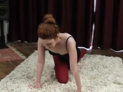 flexible-redhead-contortion-teen