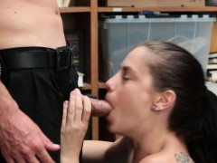 Delinquent Teen Fucked