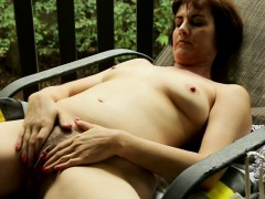 horny-milf-give-herself-several-orgasm-outside