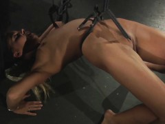 live-bdsm-rough-punishment-kinky-bondage-threesome-fuck