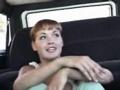 hawt darling is tempting guy with her sensational wobblers