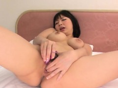 megumi-haruka-finger-fucking-solo-play-at-home