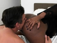 ebony-babe-layton-blows-cock-and-strokes-with-tits