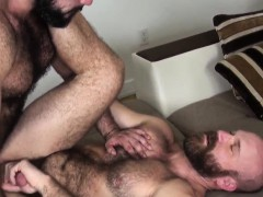 hairy-wolf-doggystyled-by-his-bear-lover