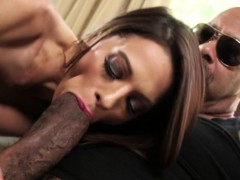 NewSexation tiny slut gets her ass stuffed with monster bbc